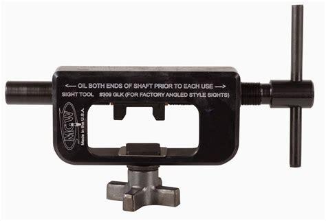 Diy Glock Sight Tool