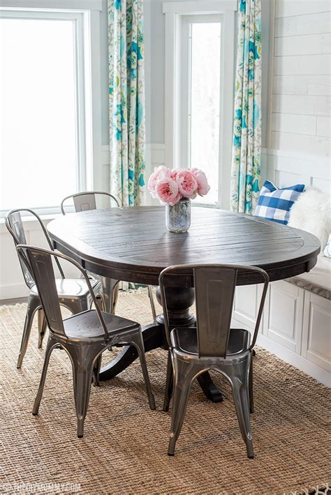 diy making our round dining table Image