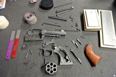 DIY Slick Up A Ruger Single Action - GunsAmerica Digest