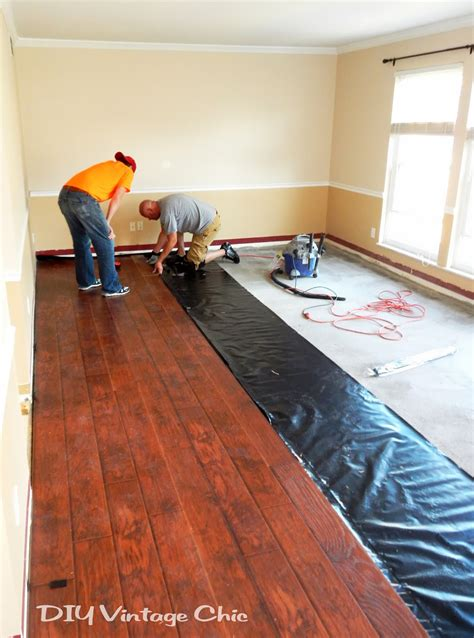 diy wood laminate flooring.aspx Image