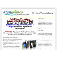 Diy aquaponics made easy brand new high conversion! does it work?