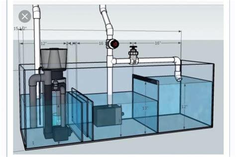 Diy aquarium sump plans Image