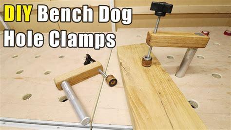 Diy bench clamp Image