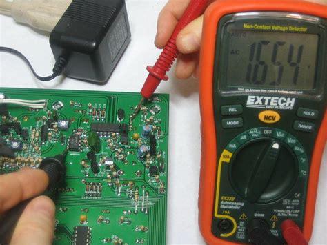 Diy bench multimeter Image