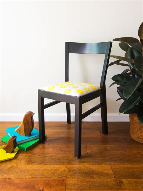 Diy dining room chair upholstery Image