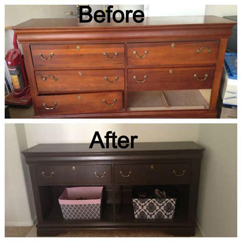 Diy dresser repurposed Image