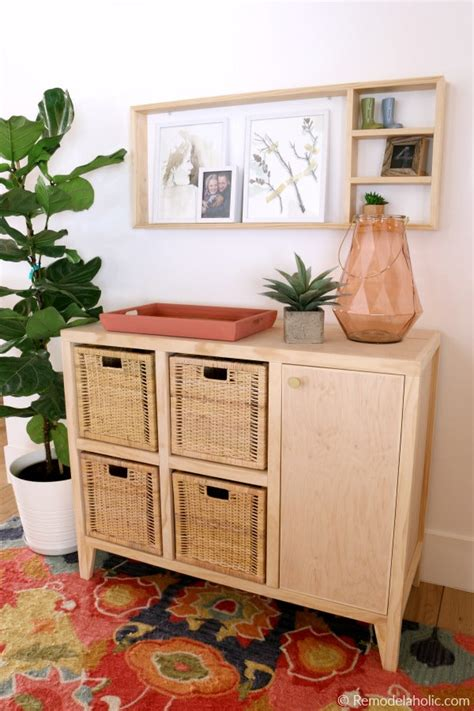 Diy dresser to entry table Image