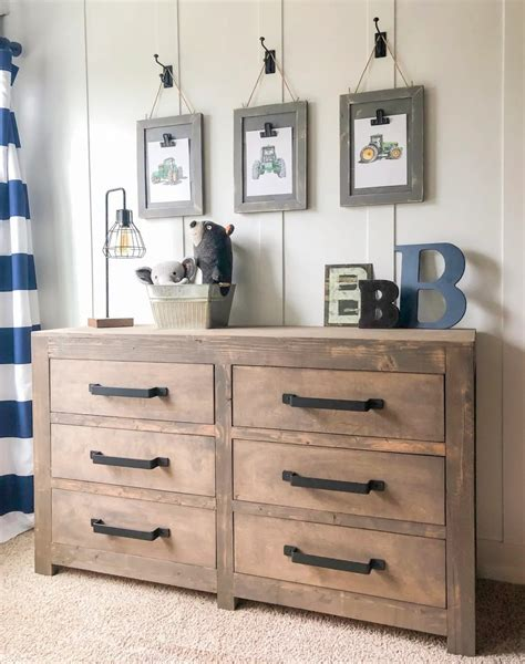 Diy farmhouse dresser Image