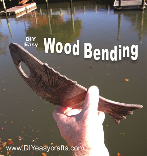 Diy how to bend wood the easy way no steam box needed Image