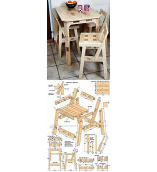 Diy Kitchen Chair Plans