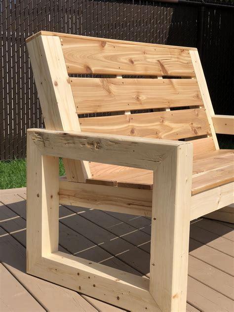 Diy Outdoor Wooden Furniture Image