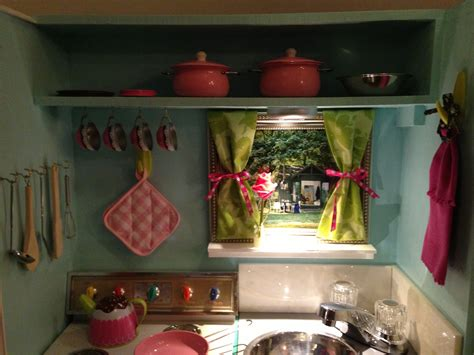 Diy playhouse kitchen Image