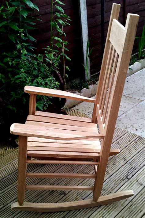 DIY Rocking Chair Projects