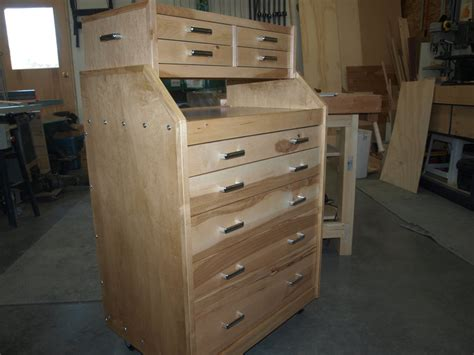 Diy rolling tool chest Image