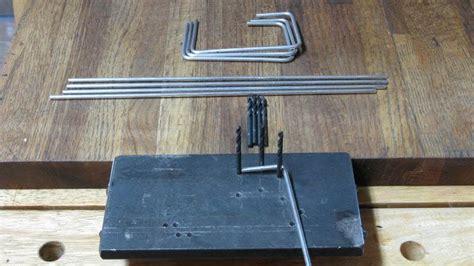 Diy sheet metal bending jig Image
