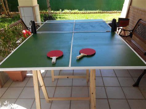 Diy table tennis Image
