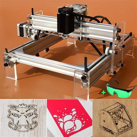 Diy wood laser cutter Image