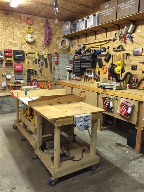 Diy wood shop Image