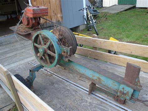 Diy wood splitter Image