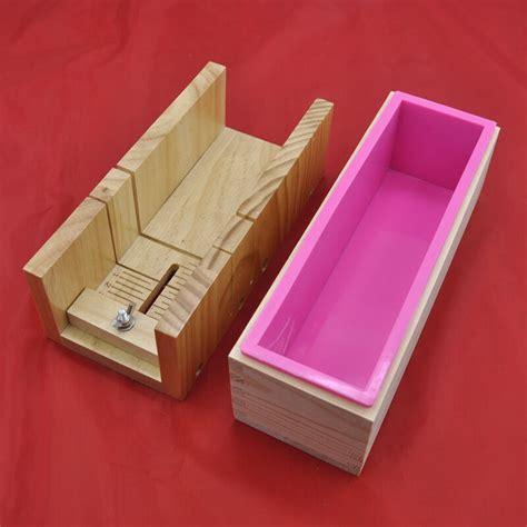 Diy wooden soap mold Image