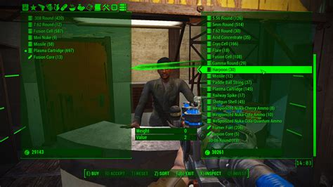 Dlc Ammo In Fallout 4
