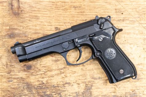 Beretta-Question Do Police And Military Use The Beretta 92fs.