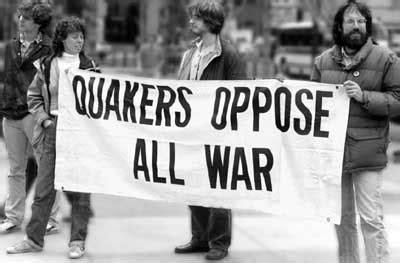 Do Quakers Believe In Self Defense