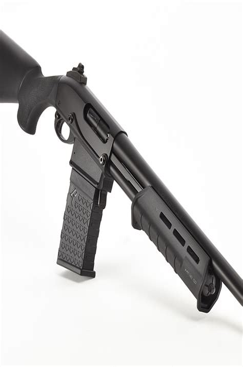 Do Shotguns Have Magazines