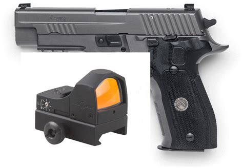 Doctor Mounted On My Sig P226
