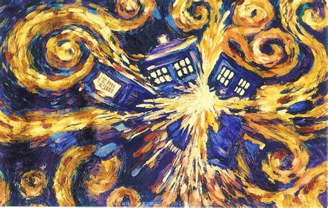 Doctor Who Wallpaper Van Gogh Glitter Wallpaper Creepypasta Choose from Our Pictures  Collections Wallpapers [x-site.ml]