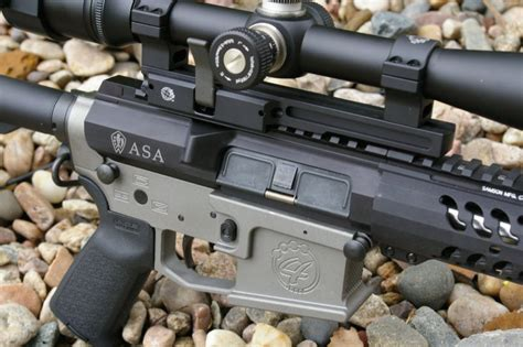 Does Aero Precision Make Different Height Scope Mounts