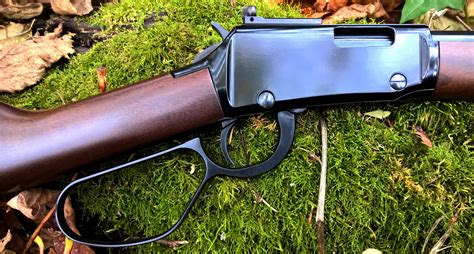 Does Anyone Make A 17 Caliber Lever Action Rifle