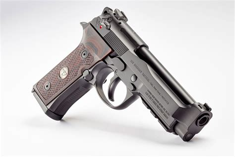 Beretta-Question Does Beretta 92g Have Dovetail Front.
