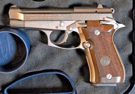 Beretta-Question Does Beretta Make A 357 Auto.