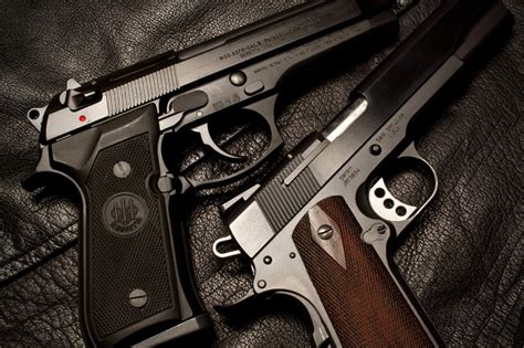 Beretta-Question Does Beretta Make A 45.