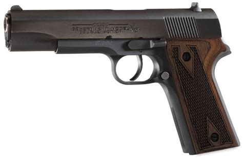 Does Colt Make A Double Action 1911