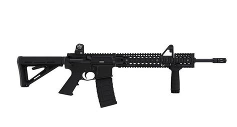 Does Daniel Defense Sell Many Rifles To Law Enforcement