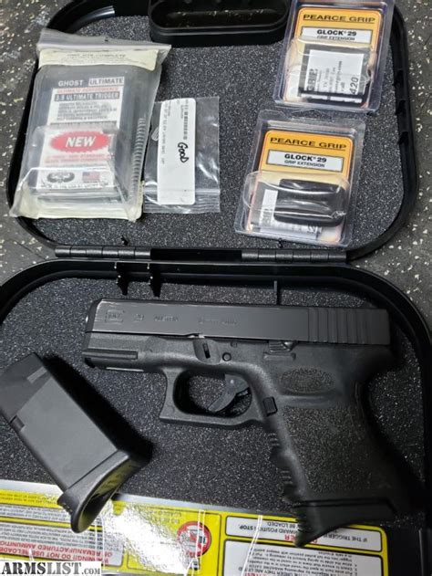 Does Glock 29sf Have 2stage Trigger