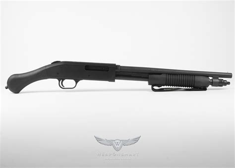 Does Mossberg 410 Pump Have Magazine