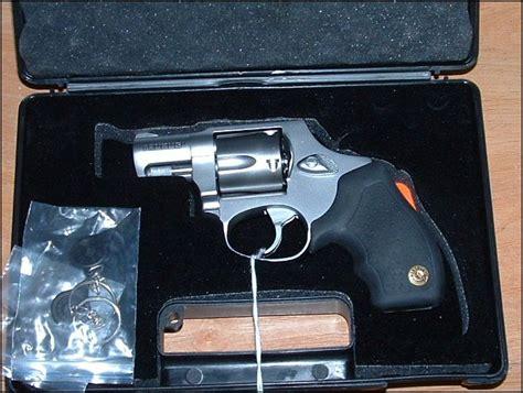 Taurus-Question Does Taurus Make A Hammerless Revolver.