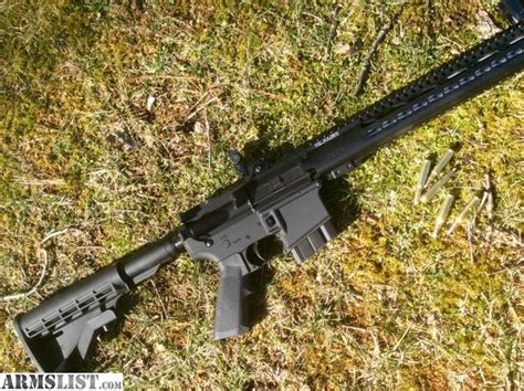 Does The 6 8spc Take An Ar-15 Or Ar-10 Lower