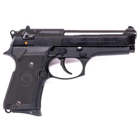 Beretta-Question Does The Beretta 92fs Compact Shoot Like The Full Size.