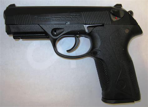 Beretta-Question Does The Beretta Px4 Have A Decocker.