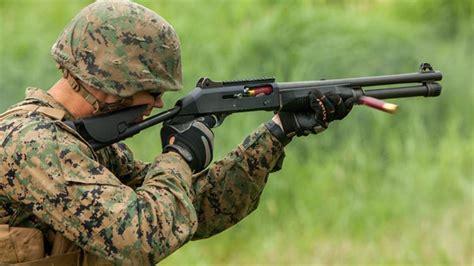 Does The Marines Use Shotguns