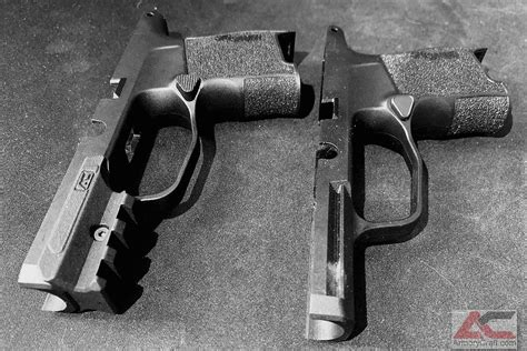 Does The P365 Sig Sauer Have An Ambidextrous Mag Release