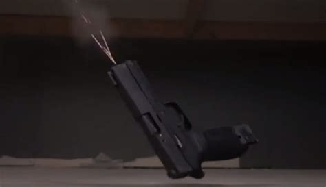 Sig-P320-Question Does The Sig P320 With Manual Safety Fail Drop Test.