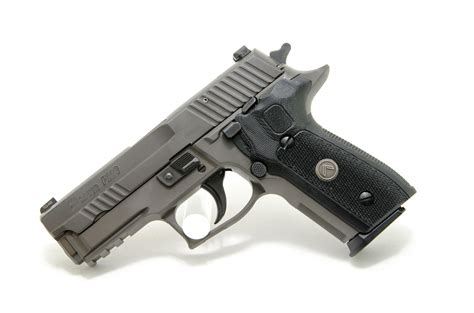 Sig-Sauer Does The Sig Sauer P229 Legion Have A Safety.