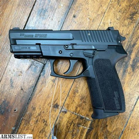 Does The Sig Sauer Sp2022 Have A Safety