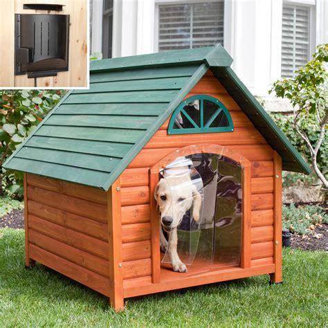 dog houses wood.aspx Image
