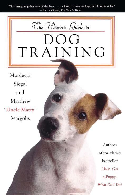 dog training books canada Image